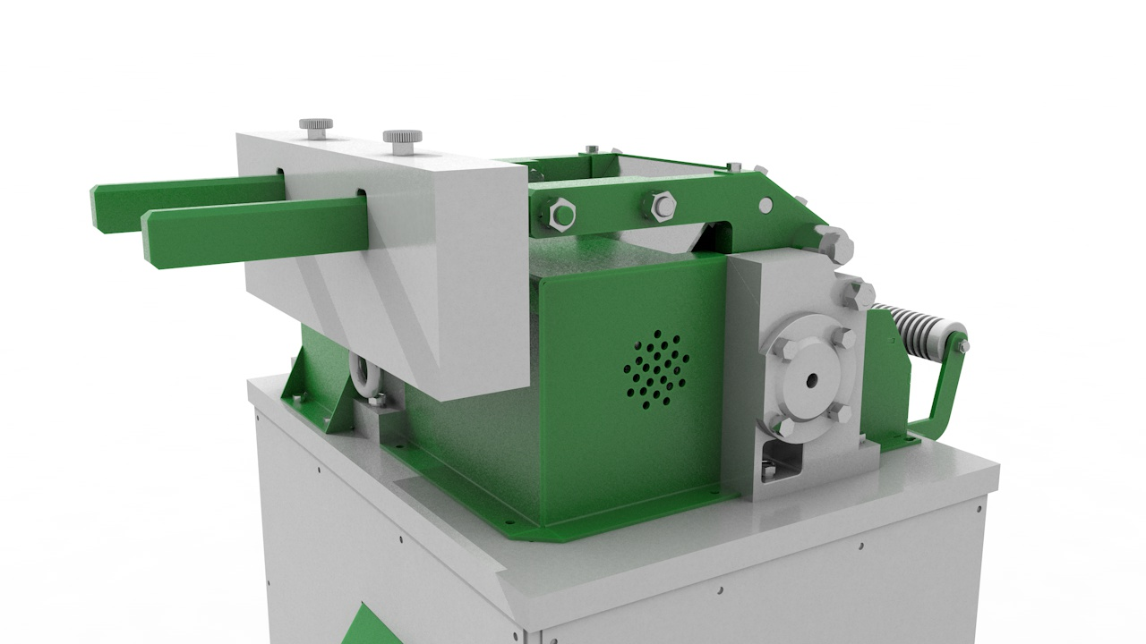 Стренговый гранулятор SL-GR-2.100