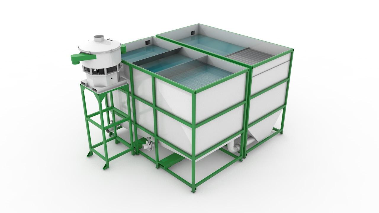 Система очистки воды СТАНКО Стандарт