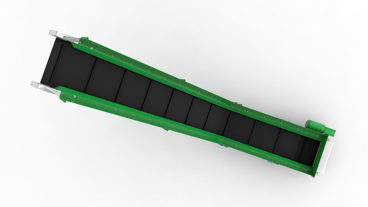 Ленточный транспортер ЛТР-1000