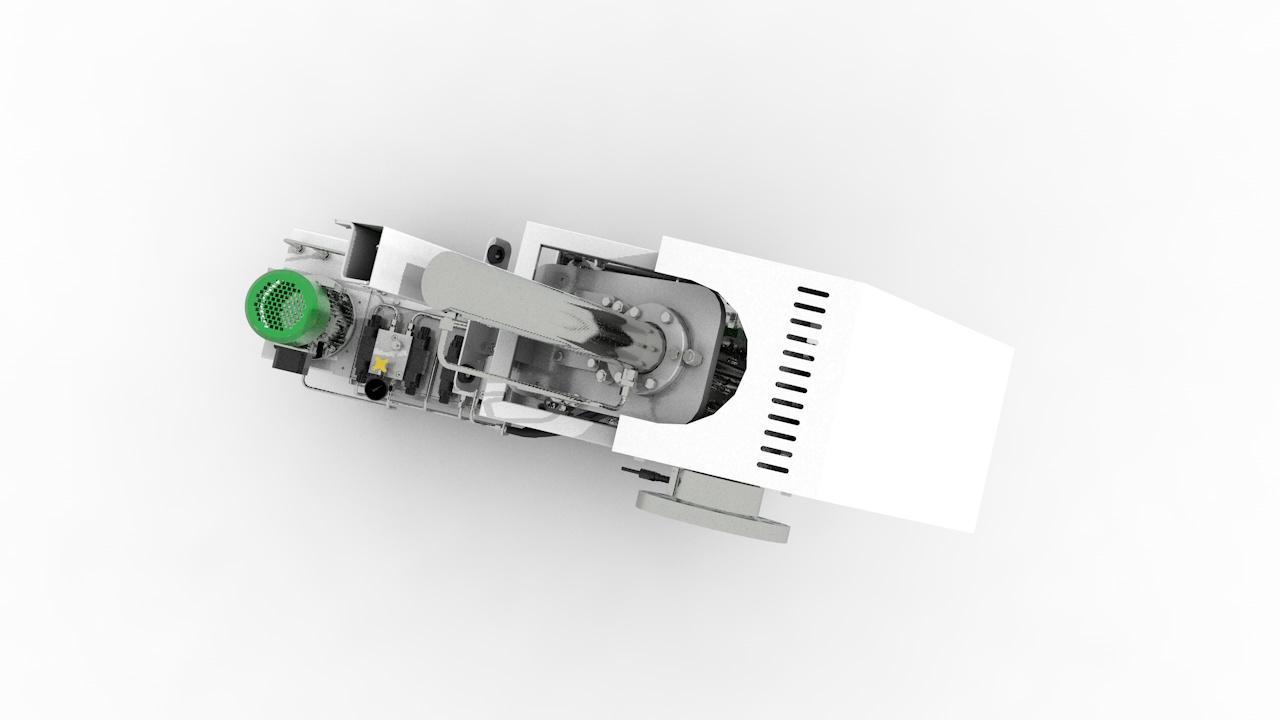 Фильтр расплава МФ-500