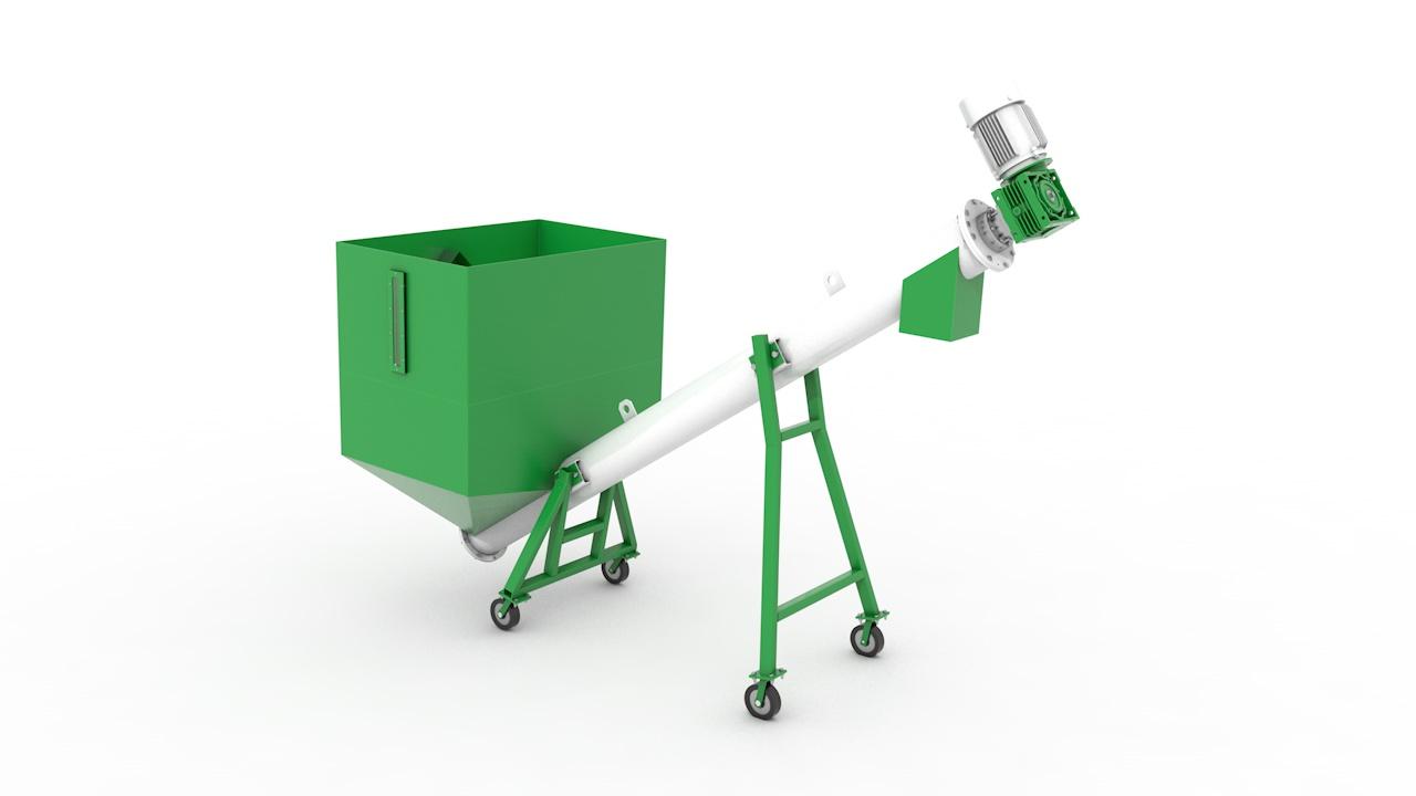 Шнековый транспортер-дозатор ШТ-Д