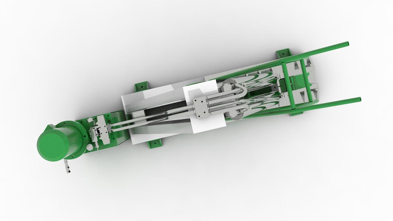 Аллигаторная резка SL-RC-2