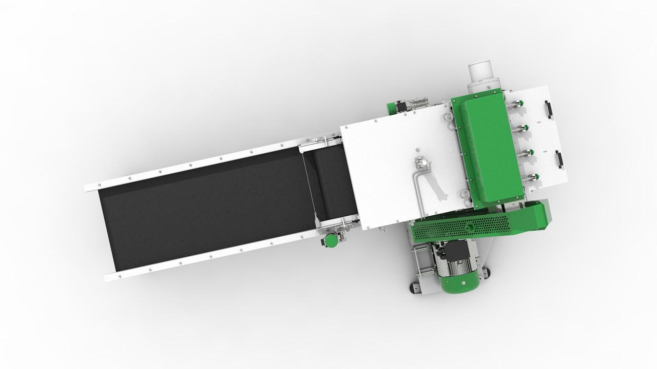 Дробилка СЛС-900