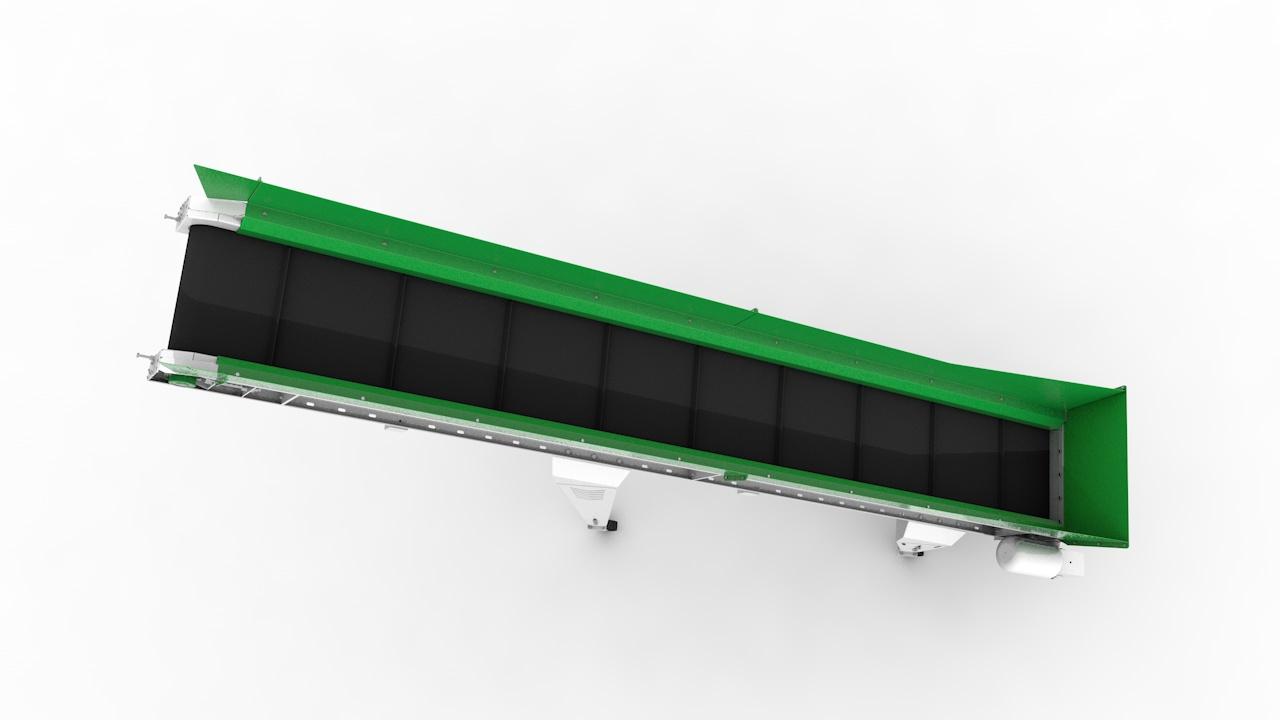 Ленточный транспортер ЛТР-600
