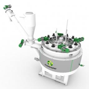 Горячая планетарная мойка ГМП-500