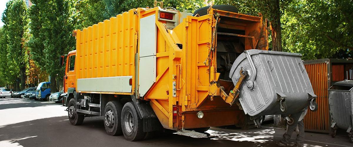 Новые правила вывоза мусора в Украине