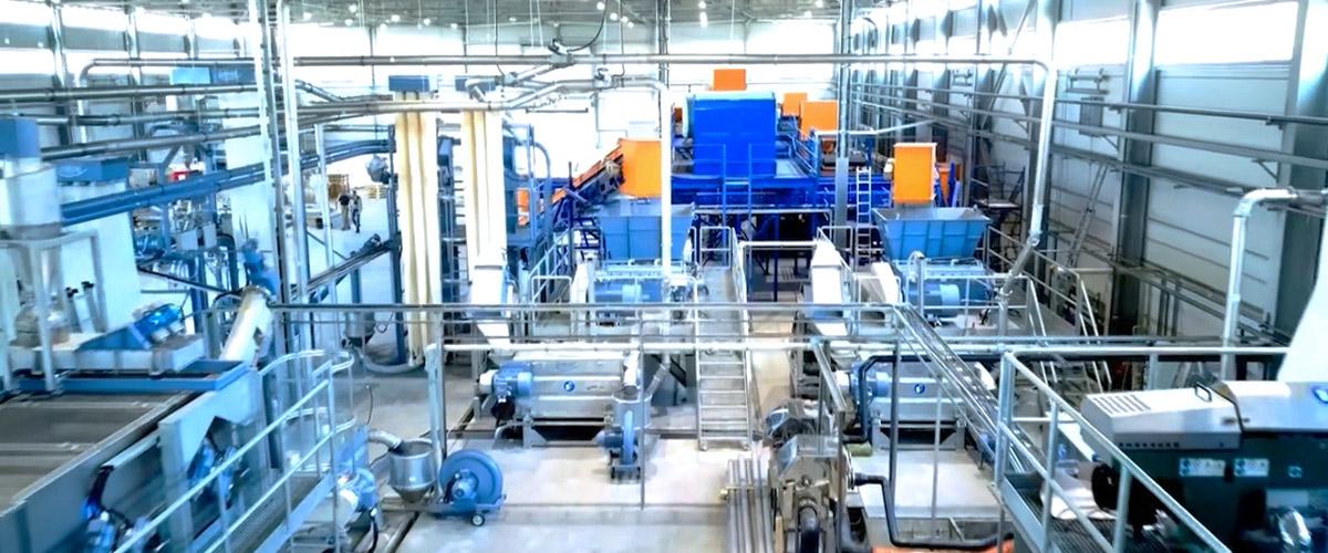 Модернизация завода по переработке вторичного пластика в Нижнем Новгороде