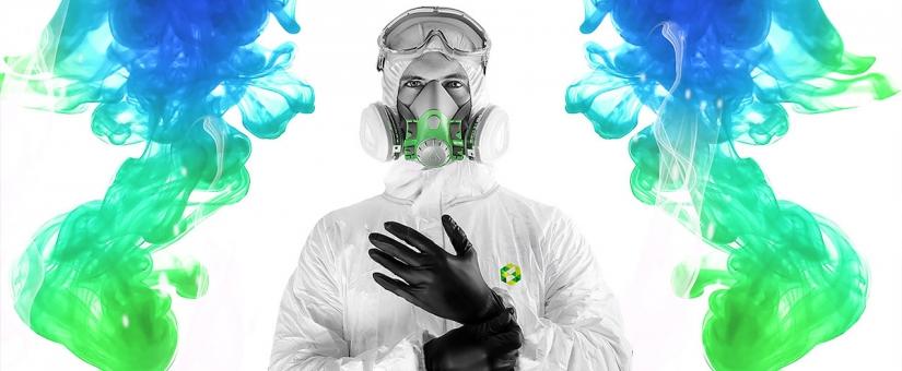Устранение запаха вторичных полимеров