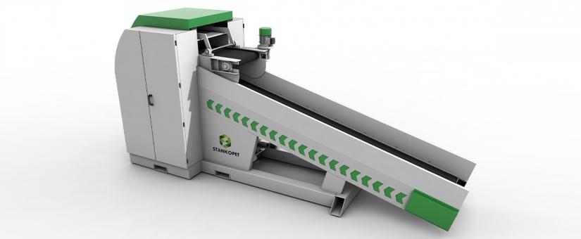 Инновационная технология дробления длинномерных полимеров