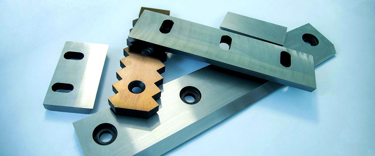 Изготовление ножей для дробилок и измельчительного оборудования